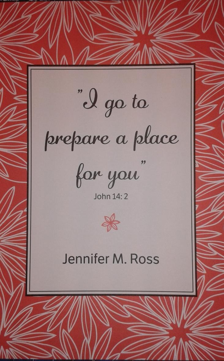 Memoir Title copyright: Jennifer M. Ross
